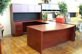 office desks furniture ideas decorating home offices suites double sided desk two pedestal smlf small