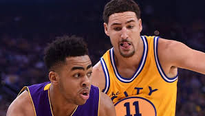 Warriors Roster Starting Lineup With Dangelo Russell
