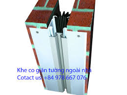 wall expansion joint. external wall expansion joint