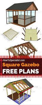 sims 4 gazebo. diy gazebo roof replacement build sims 4 over deck