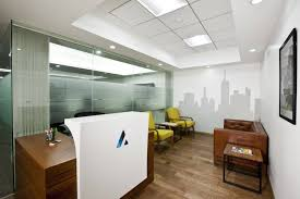 office room interior. Contemporary Reception Interior Office Room O