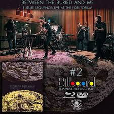 Billboard Music Video Chart Between The Buried And Me Future Sequence Live At The