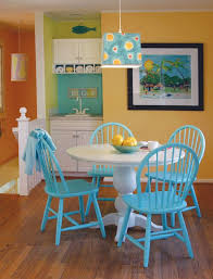 dining room fascinating colorful dining room chairsnavy blue dining chairs wooden white table bowl fruit