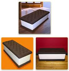 ice cream sandwich furniture. THE ICE CREAM SANDWICH BENCH Ice Cream Sandwich Furniture A