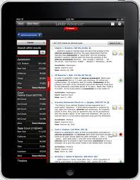 Newsroom   Press Release     Lexis Advance   app for iPad