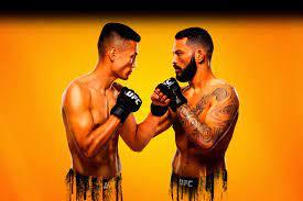 UFC Fight Night: The Korean Zombie vs ...