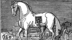 Resultado de imagen para caballo de troya