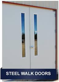 commercial steel entry doors. steel walk doors commercial entry s