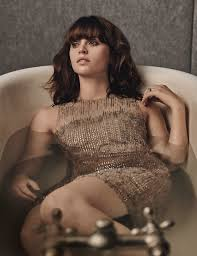 felicity jones photo shoot. Exellent Shoot How Actress Felicity Jones Went From Starring In British TV Shows To Rogue  One A Star Wars Story  W Magazine To Photo Shoot 6