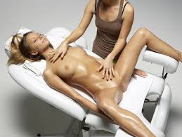 Erotic and tantric massage