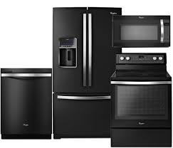 black and stainless kitchen whirlpool black ice appliances whirlpool washer