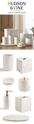 M And S Bathroom Accessories 25 Best Ideas About Marble Bathroom Accessories On Pinterest