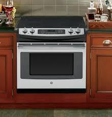 ge® 30 drop in electric range jd630sfss ge appliances product image product image product image
