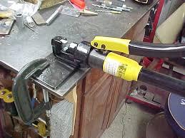 Yqk 70 Die Chart Cheap Hydraulic Hand Crimpers Megathread The Garage