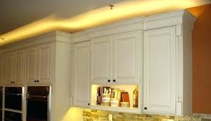 above cabinet lighting. Above Cabinet Lighting Led Over How Do You Draw Cove Halo Under Lowes H