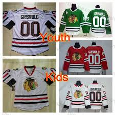 Ccm Youth Jersey Size Chart 2019 2019 Youth Vintage 00 Clark Griswold Jersey Kids Chicago Blackhawks Hockey Jersey Boys White Ccm Moive National Lampoons Christmas Vacation From