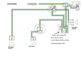 outside security light wiring diagram wiring diagram photo sensor outdoor light wiring diagram and