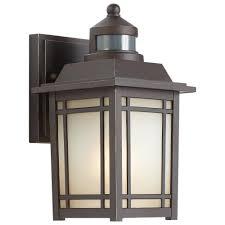 pir sensor outdoor wall lighting for most popular motion sensing outdoor wall mounted lighting