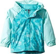 Columbia Winter Jacket Size Chart Amazon Com Columbia Kids Womens Fast And Curious Ii Rain