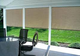 pvc roll up blinds transpa roller blinds outdoor roll up exterior patio shades photo of backyard pvc roll up blinds
