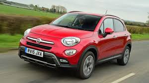 Fiat Suv Review Carbuyer