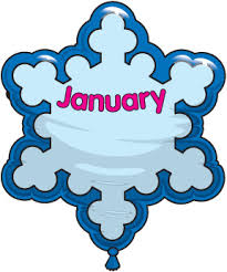 Image result for january free clip art