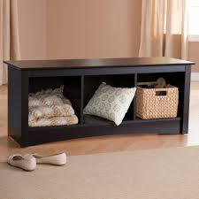 ... Large Size Of Storage U0026 Organizer, Padded Bench For Bedroom Small End  Of Bed Bench ...