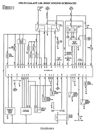mitsubishi endeavor stereo wiring diagram mitsubishi discover 2001 mitsubishi mirage radio wiring