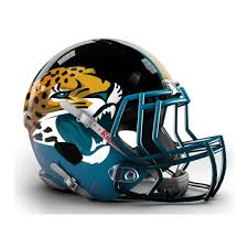 Jacksonville Jaguars Nfl Concept Helmet By