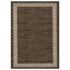 sparrow major brown bone white 5 ft x 7 ft area rug