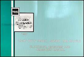 wiring diagram 1999 gmc safari schematics and wiring diagrams 2005 sierra gmc safari wiring diagram for car