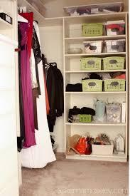Organize Bedroom Closet