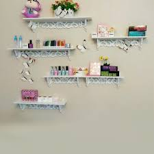 3pcs minimalist wall shelf wall mou