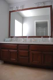 over bathroom cabinet lighting. Bathroom Mirrors Over Vanity Bathrooms | Onsingularity.com Cabinet Lighting 2