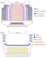 Fulton Theater Seating Chart Titanic Maine State Music Theatre