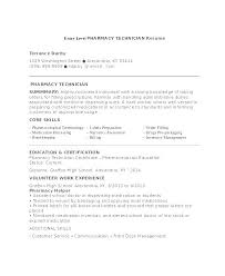 Pharmacy Tech Resume Template Magnificent Resume Pharmacy Tech Sample Cv Template For Pharmacy Technician Uk