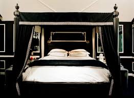 master bedroom design ideas canopy bed. master room design ideas canopy for modern style black and white bedroom bed