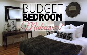 Master Bedroom On A Budget Master Bedroom Redo On A Budget Bedroom Style Ideas