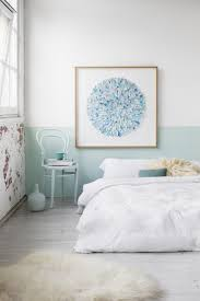 Best  Half Painted Walls Ideas On Pinterest Paint Walls - Painting a bedroom blue