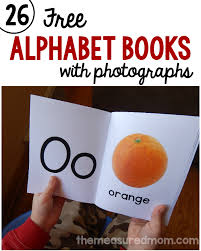 these are such great alphabet printables each abc book es with 7 bright photographs