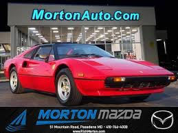 Used ferrari 308 for sale nationwide. Used Ferrari 308 Gts For Sale Carsforsale Com