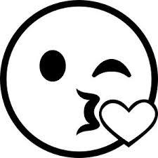 Kleurplaat Emojis Whatsapp Emoji Malvorlage 10 Emojis Zum Ausmalen