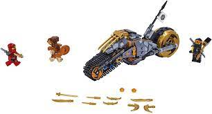 LEGO Ninjago 70672 Cole's Dirt Bike (212 Pieces): Amazon.de: Spielzeug