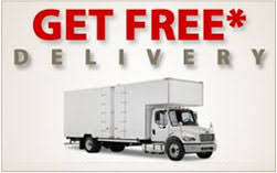 Free Furniture Delivery Going on Now