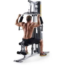 Home Gym Golds Gym Xrs 50 Home Gym With High And Low Pulley System
