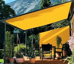 patio awning ideas deck awning ideas and tips diy outdoor shade ideas