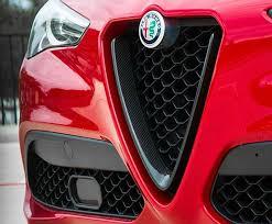 alfa romeo grill. Simple Grill Alfa Romeo Giulia Front V Shield Emblem Grill Frame To I