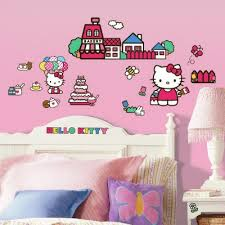 World of Hello Kitty Wall Decals