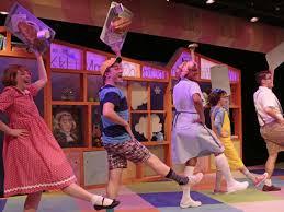 Make social videos in an instant: Theater Review Junie B Jones The Musical Art Museums Richmond Com