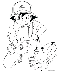 pokemon coloring pages pikachu coloring pages ash and pokemon coloring pages pikachu cute